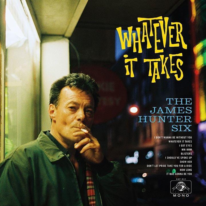 James Hunter Music Tour Dates