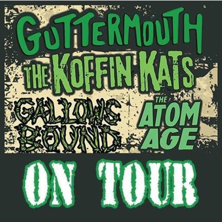 Koffin Kats @ Alex's Bar - Long Beach, CA