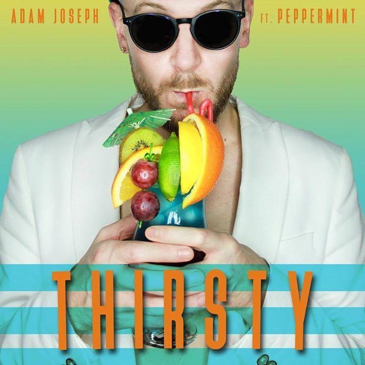 Adam Joseph @ Gay Culture @ Cosmopolar - Erfurt, Germany