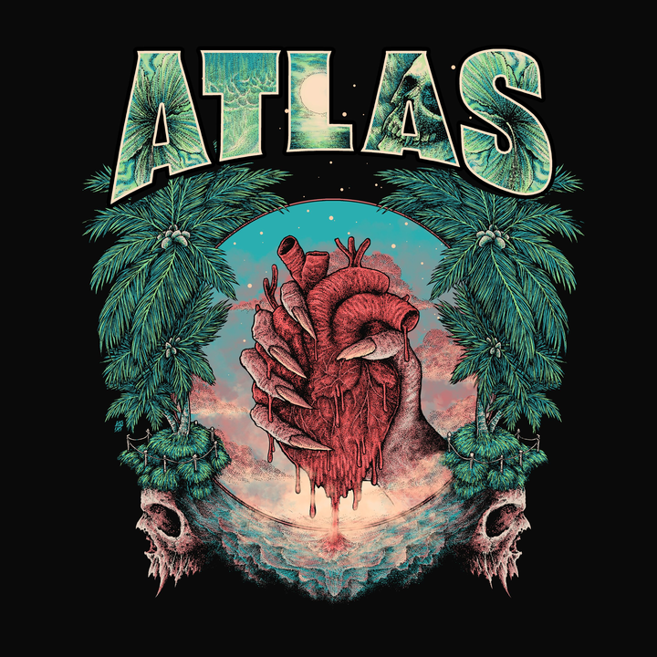 Atlas (Official) Tour Dates
