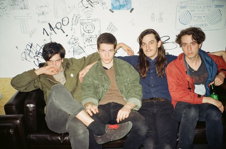 Beach Fossils @ The Irenic - San Diego, CA