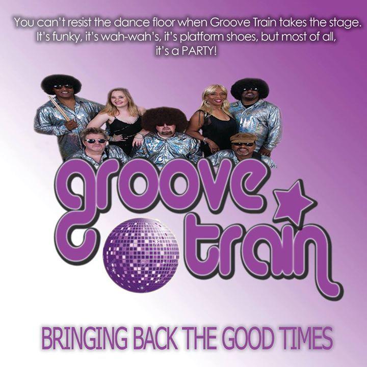 Groove Train Tour Dates