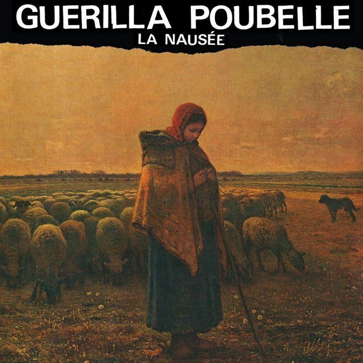 Guerilla Poubelle @ The Riveter - Nancy, France