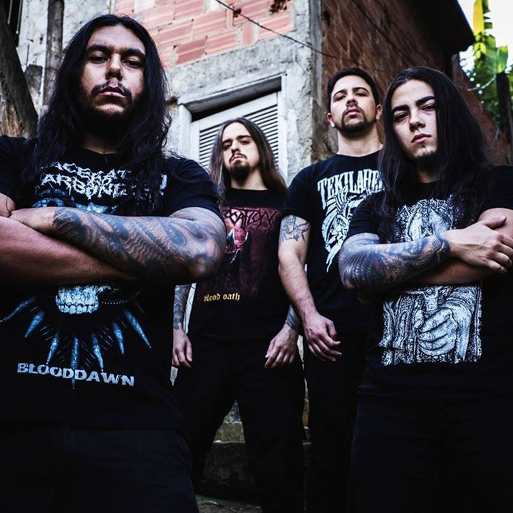 Lacerated And Carbonized Tour Dates