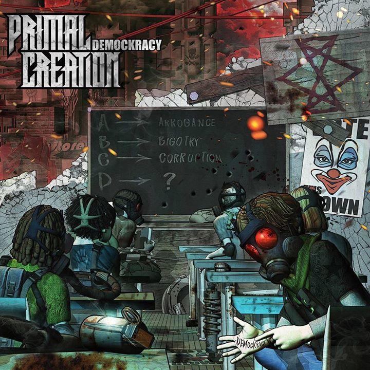 PRIMAL CREATION Tour Dates
