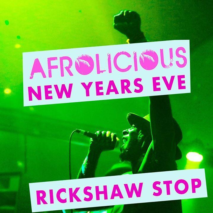 Afrolicious Tour Dates
