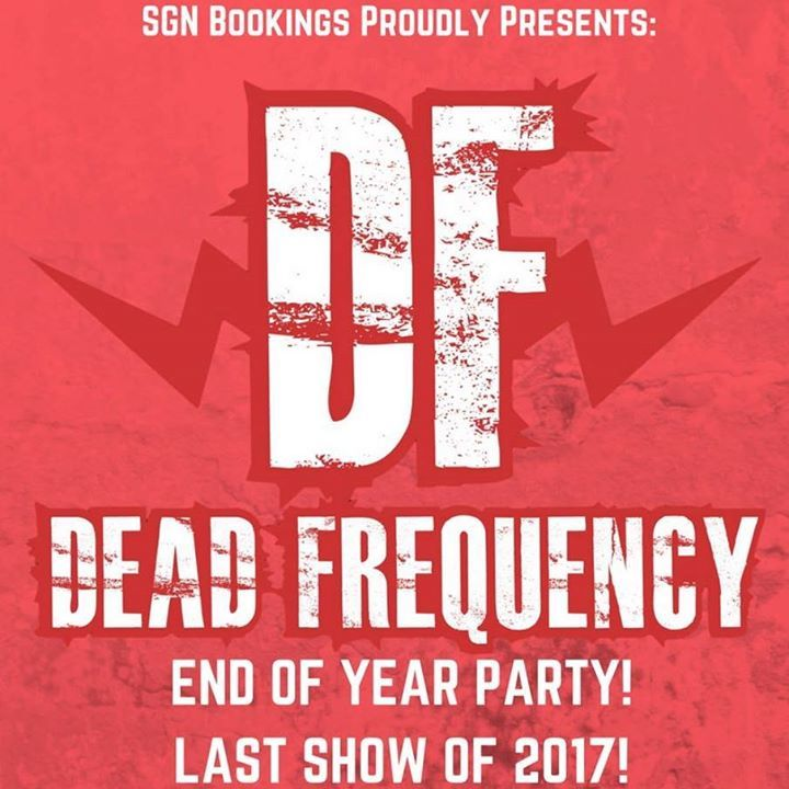 Dead Frequency @ The Blue Moon  - Cambridge, United Kingdom