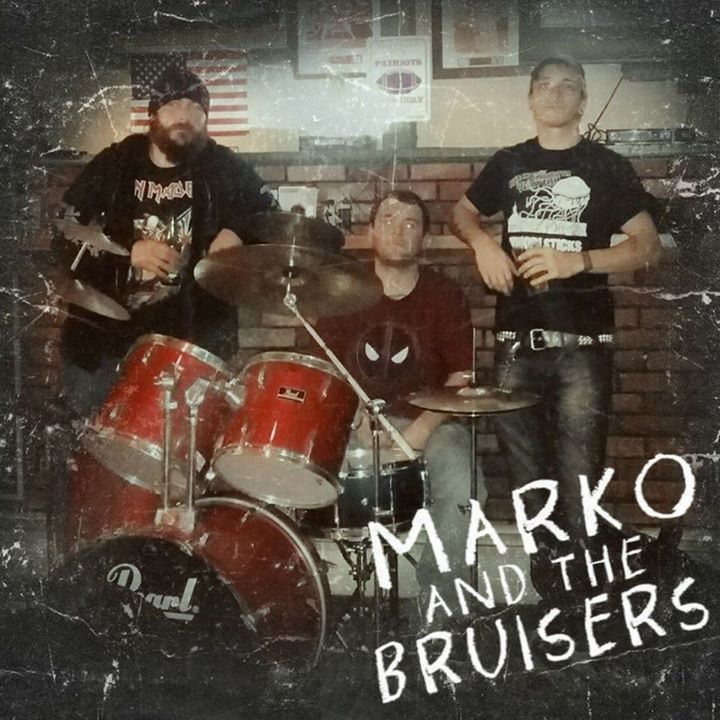 Marko and the Bruisers Tour Dates
