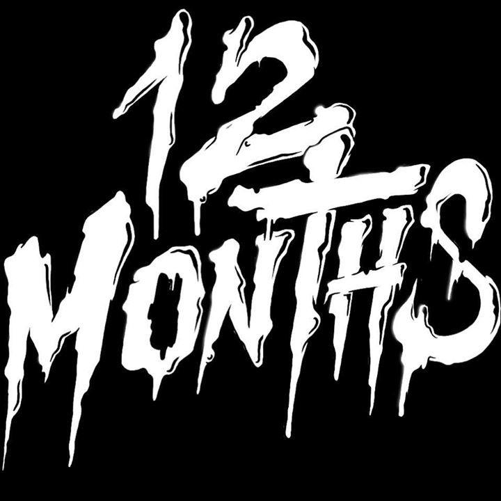 12 Months Tour Dates