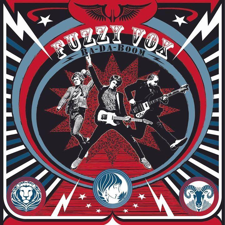 Fuzzy Vox Tour Dates