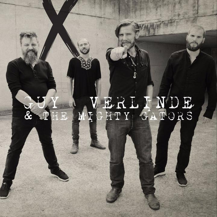 Guy Verlinde @ Bluesmonday (One Man Band) - Someren, Netherlands
