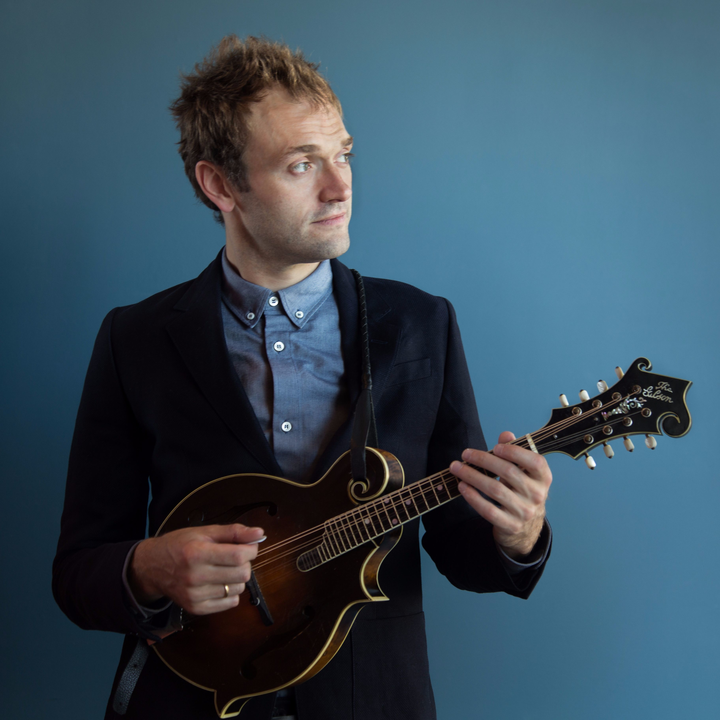 Chris Thile @ Barbican - London, United Kingdom