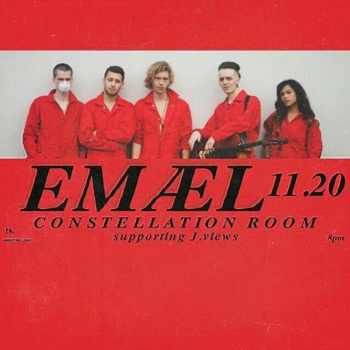 Emael Tour Dates