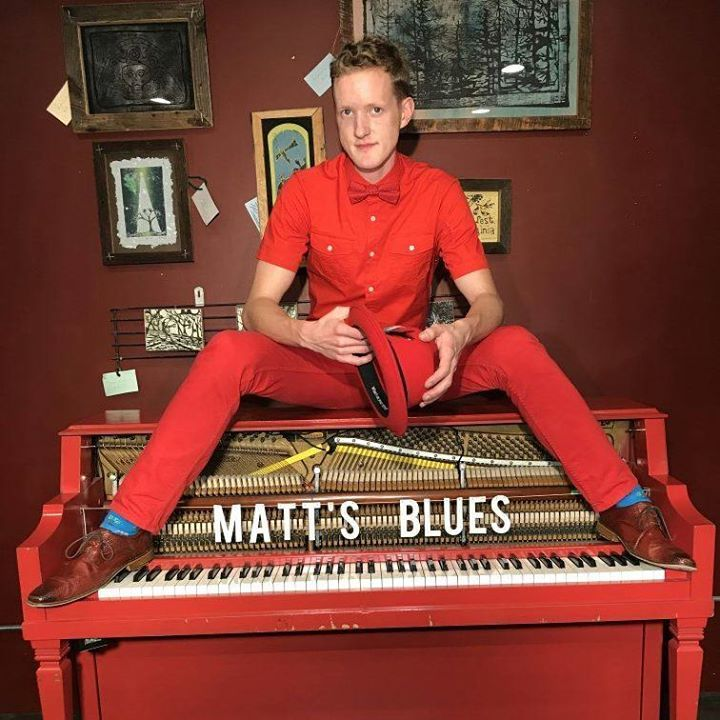 Matt's Blues Tour Dates