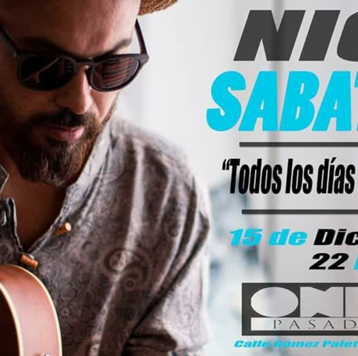 Nico Sabatini Tour Dates