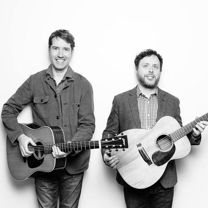 Grant Gordy and Ross Martin @ House Concert - Montpelier, VT