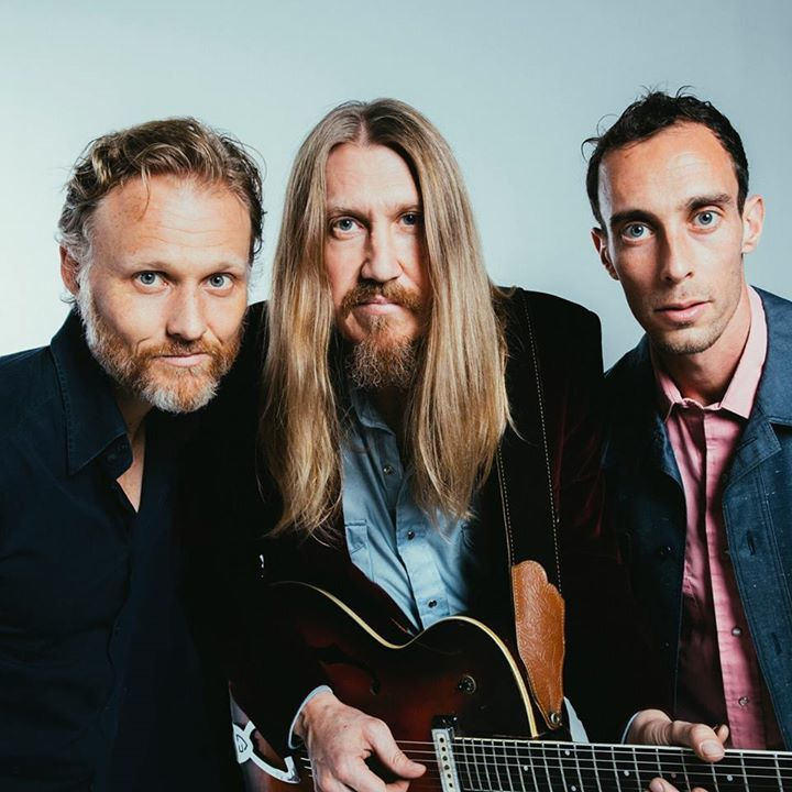 The Wood Brothers @ Paramount Theatre - Austin, TX