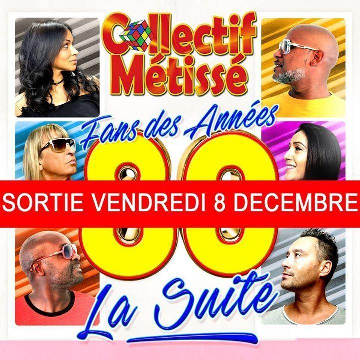 Collectif Métissé @ PLCA EMILE COMBE - Courtenay, France