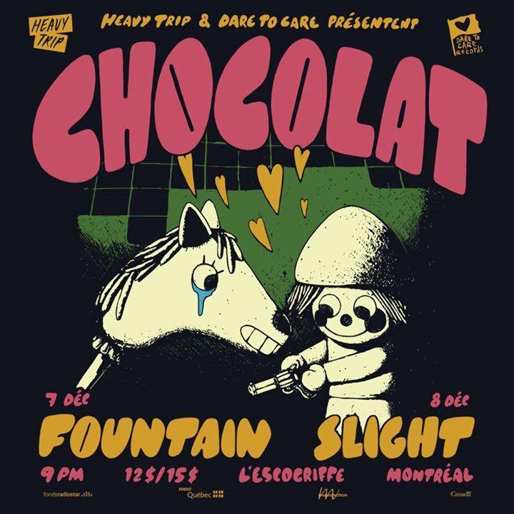 Chocolat Tour Dates
