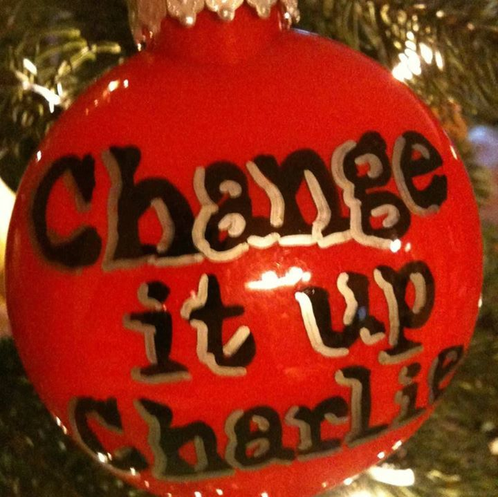 Change It Up Charlie Tour Dates