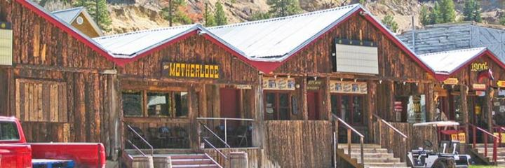 Folk Family Revival @ Motherlode Saloon - Red River, NM