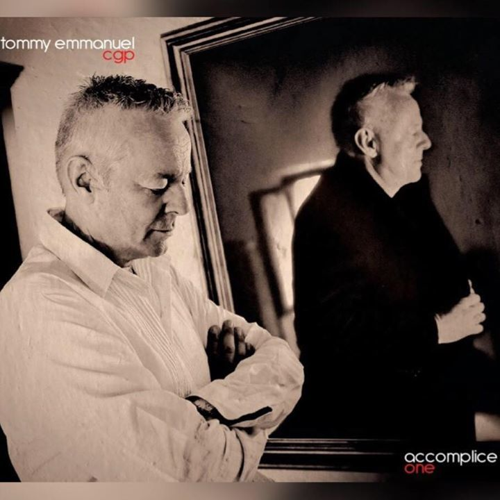 Tommy Emmanuel Tour Dates