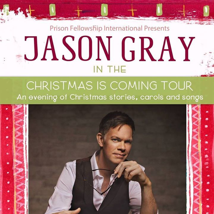 Jason Gray Tour Dates
