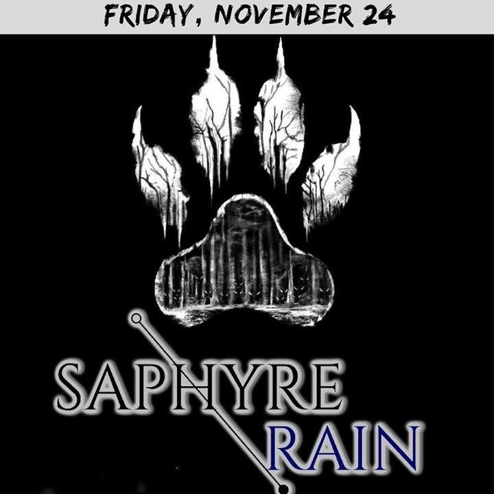 Saphyre Rain @ Mesa Theater - Grand Junction, CO