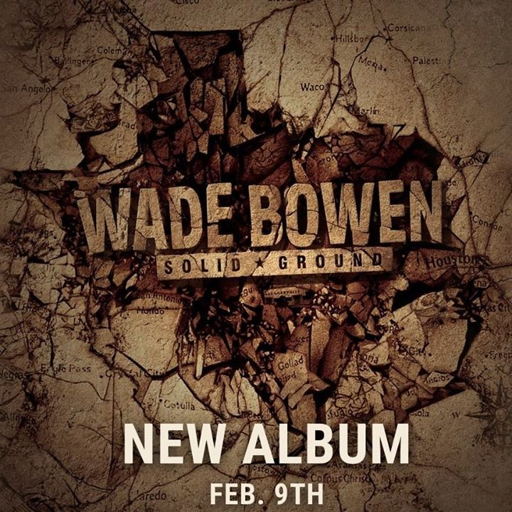 Wade Bowen Tour Dates