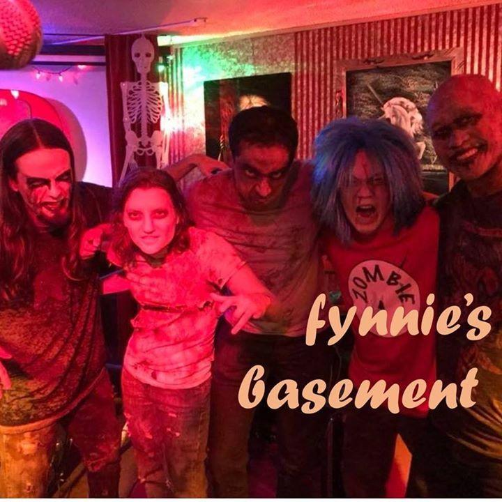 Fynnie's Basement Tour Dates