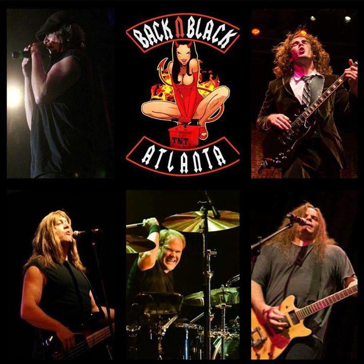 Back N Black @ Venkman's - Atlanta, GA