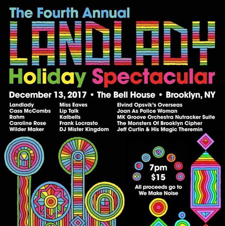 Landlady @ Our Wicked Lady - Brooklyn, NY