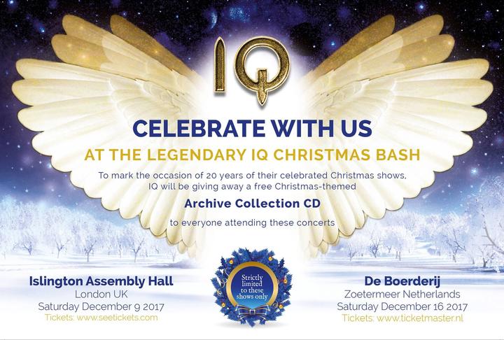 IQ @ Assembly Hall - Islington, United Kingdom