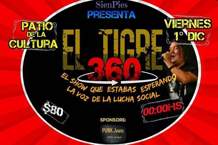 El Tigre Tour Dates