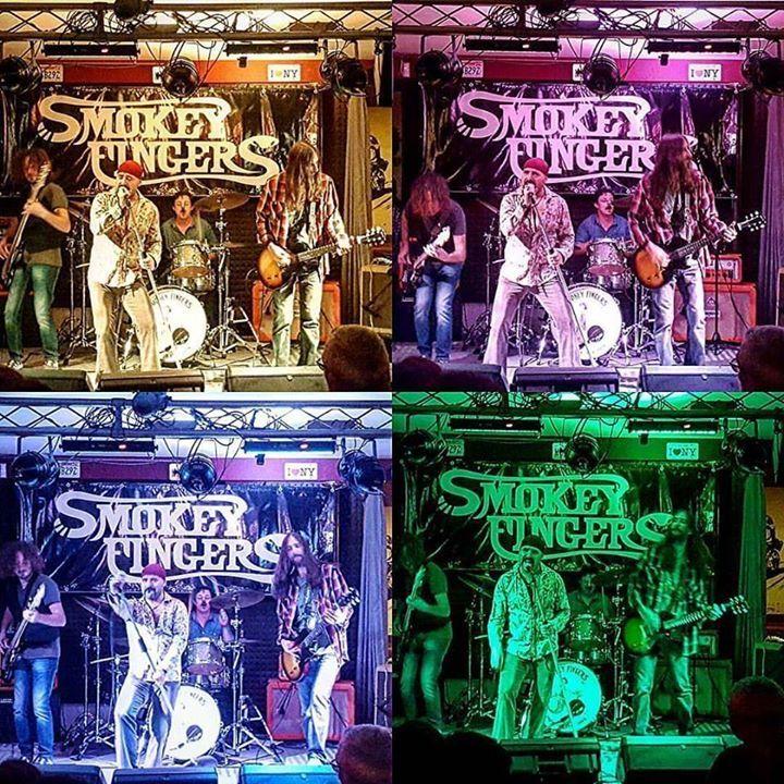 Smokey Fingers Tour Dates