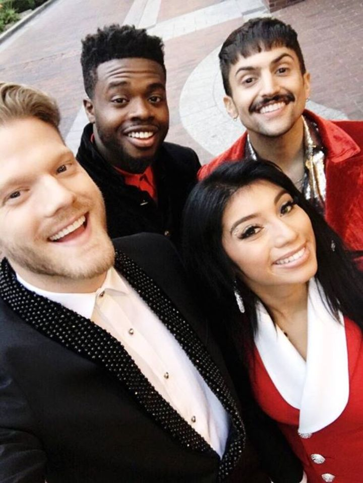 Pentatonix @ Tower Theater - Upper Darby, PA