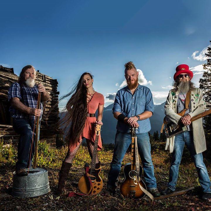 The Ben Miller Band @ Quantum Flux  - Greenbrier, AR