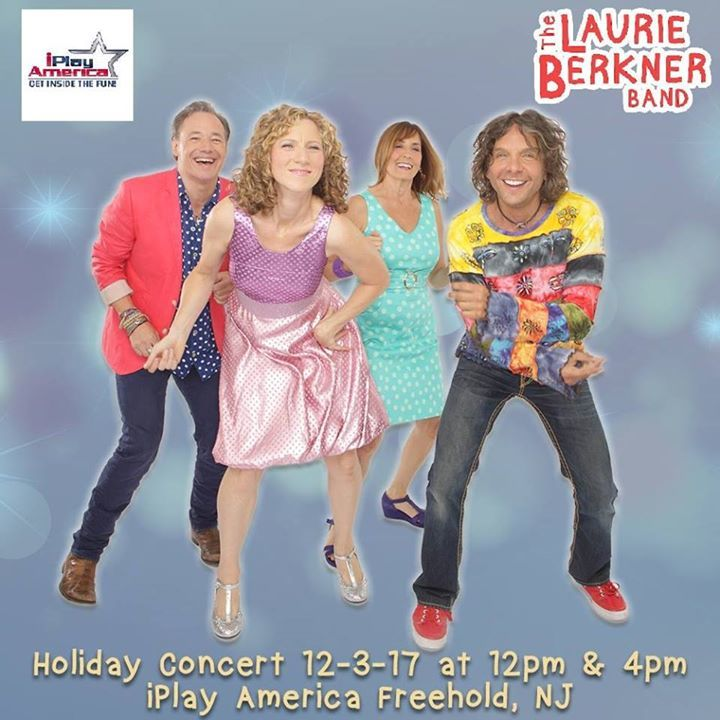 Laurie Berkner Band @ The Gordon Center for The Performing Arts  - Owings Mills, MD