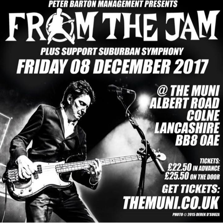 From The Jam @ G Live - Guildford, United Kingdom