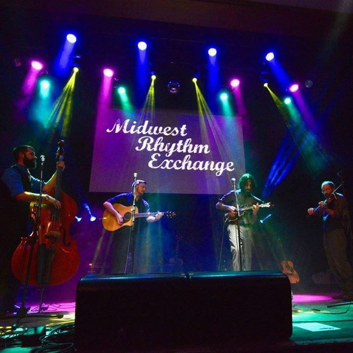 The Midwest Rhythm Exchange Tour Dates