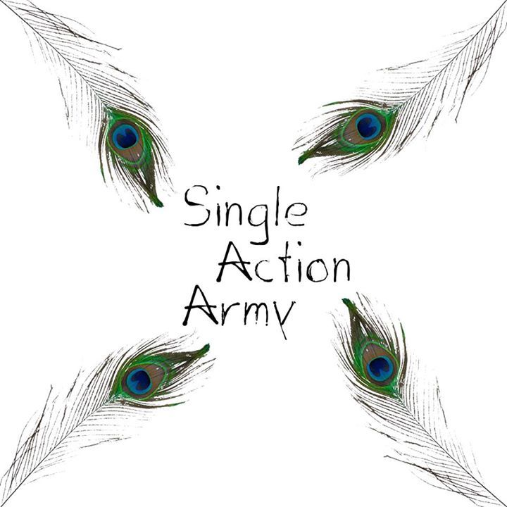 Single Action Army Tour Dates
