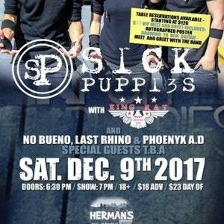 No Bueno! Tour Dates
