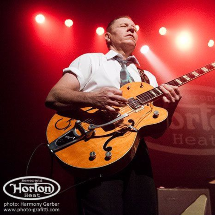 Reverend Horton Heat @ The Broadberry - Richmond, VA