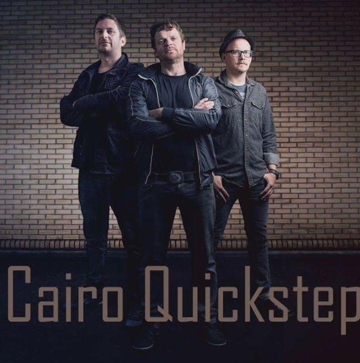 Cairo Quickstep Tour Dates