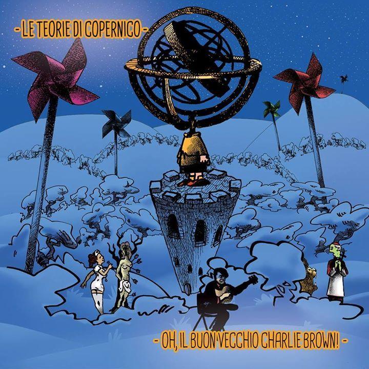 LeTeorieDiCopernico Tour Dates