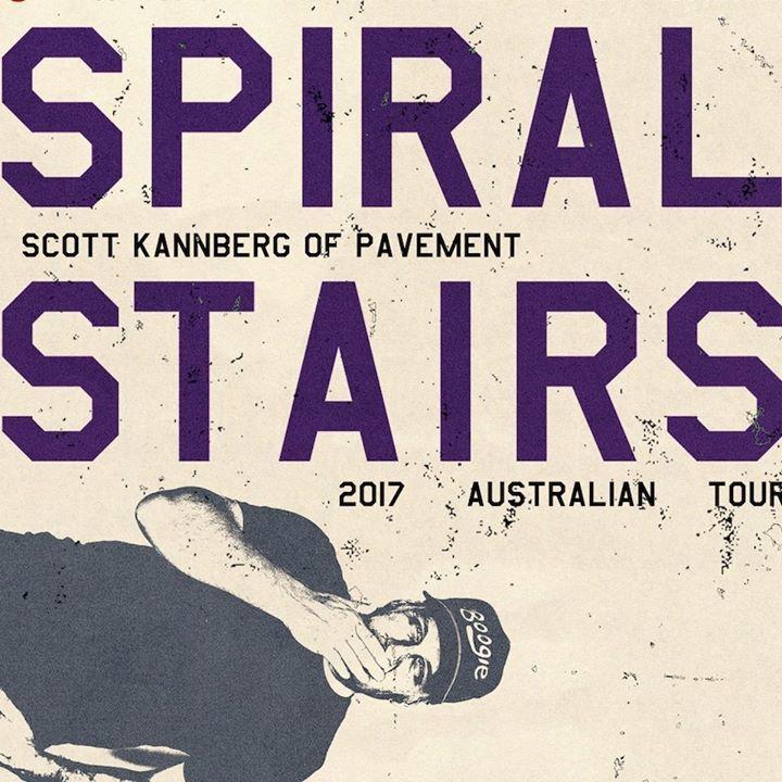 Spiral Stairs - Preston School of Industry @ Bam Festival Fabrica - Barcelona, Spain