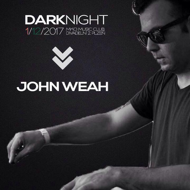 John Weah Tour Dates