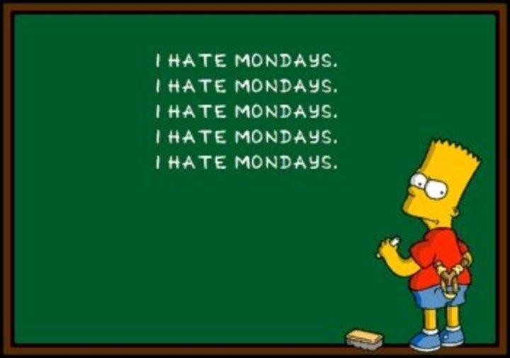 I Hate Mondays Tour Dates