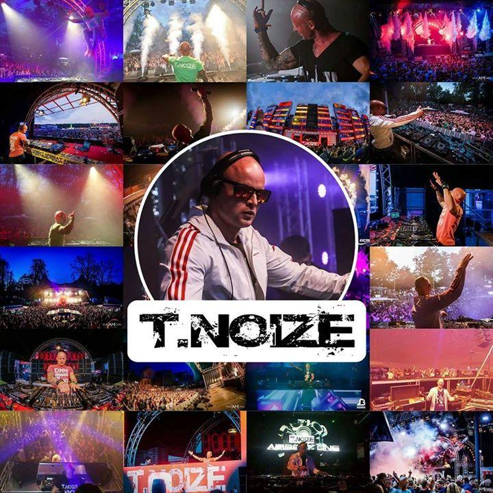 T.noize (Official) @ 3Raumklang - Lenzen, Germany