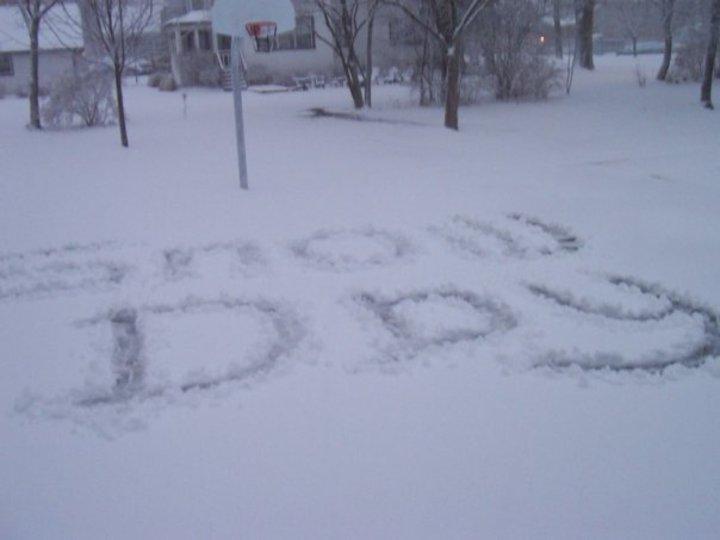 Snow Days Tour Dates